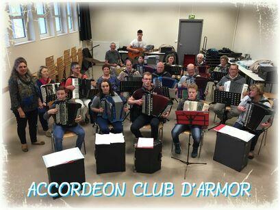 Accordéon Club d'Armor