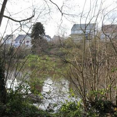 Trois scénarios pour l''avenir de l'étang de Robien (OF)