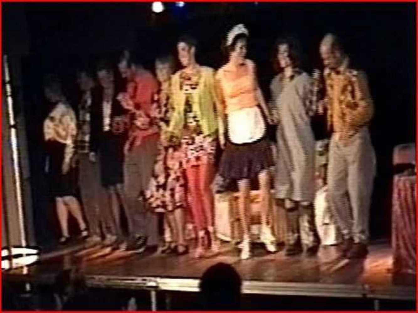 Activité de Théâtre à Robien sept20052
