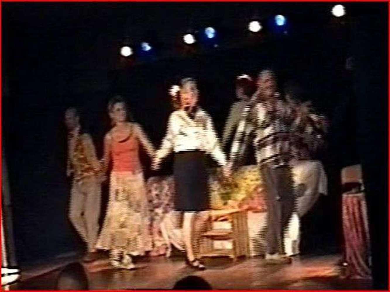 Activité de Théâtre à Robien sept20053