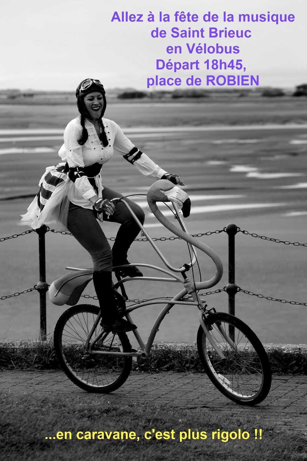 21 juin, La fête de la musique à Vélo 0