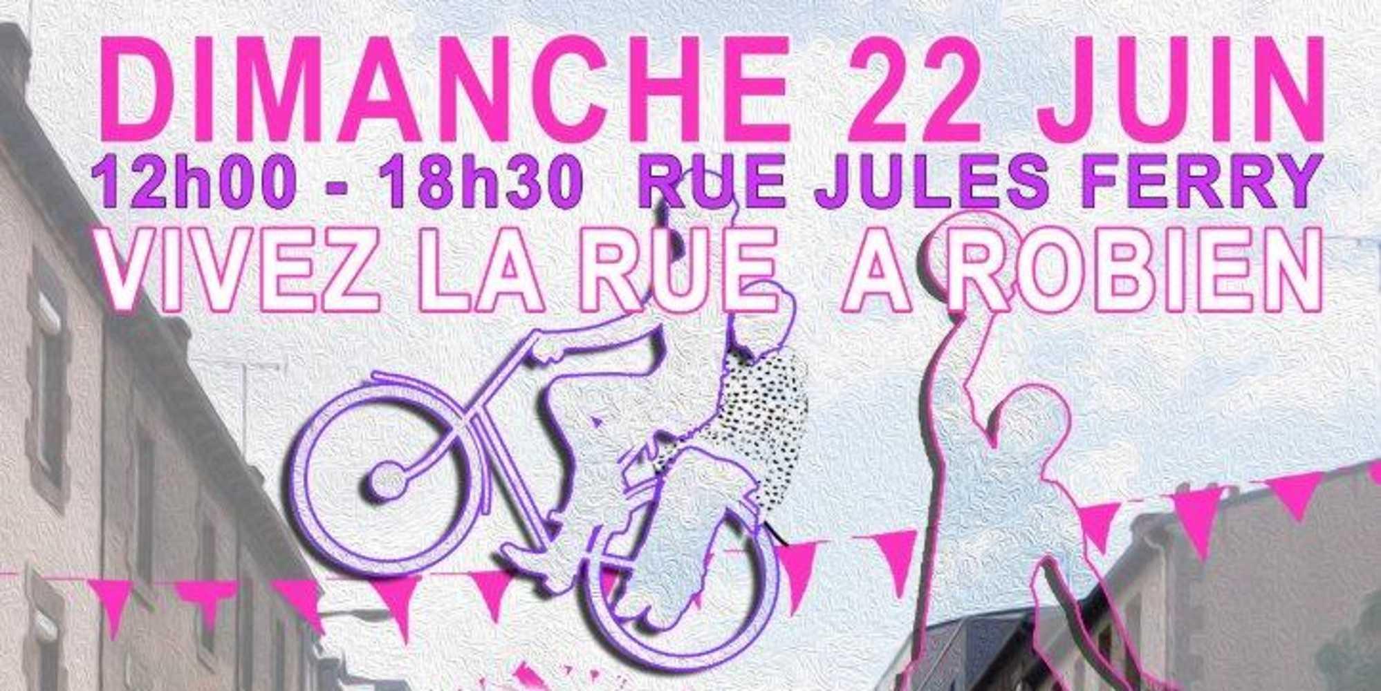 Vivez la rue à Robien, dimanche 22 juin 2014 0