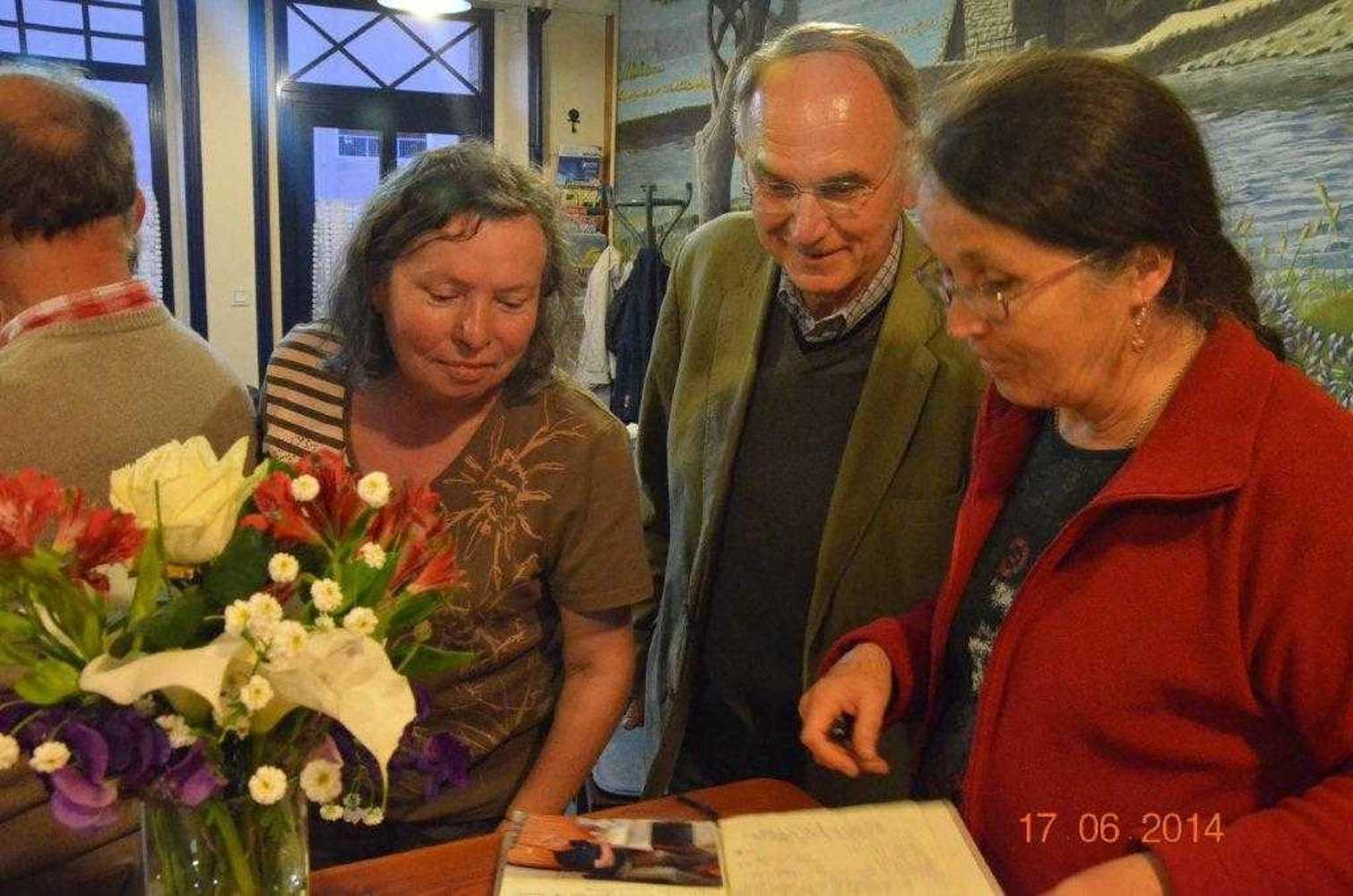 Première galette littéraire pour Briac. 2014 dsc0047