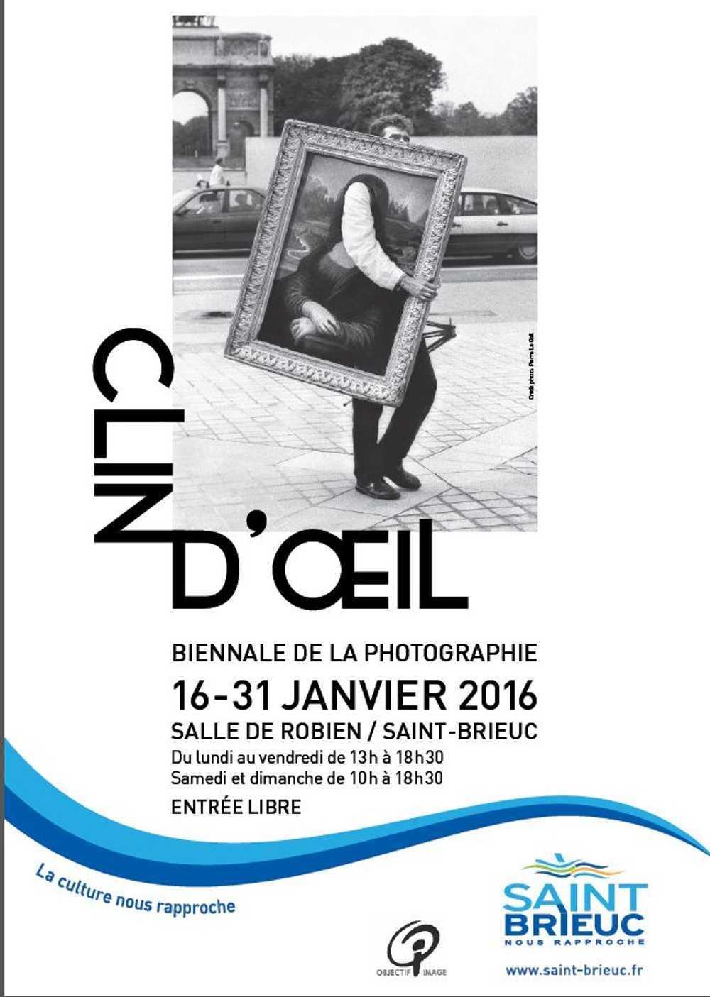 Olivier Sola invité d''honneur de Clin d''oeil, biennale de la photographie 0