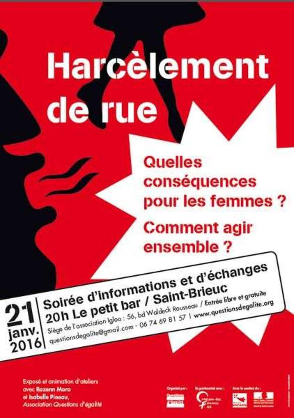 Harcèlement de rue. Soirée d''information le 21 janvier clipboard-4