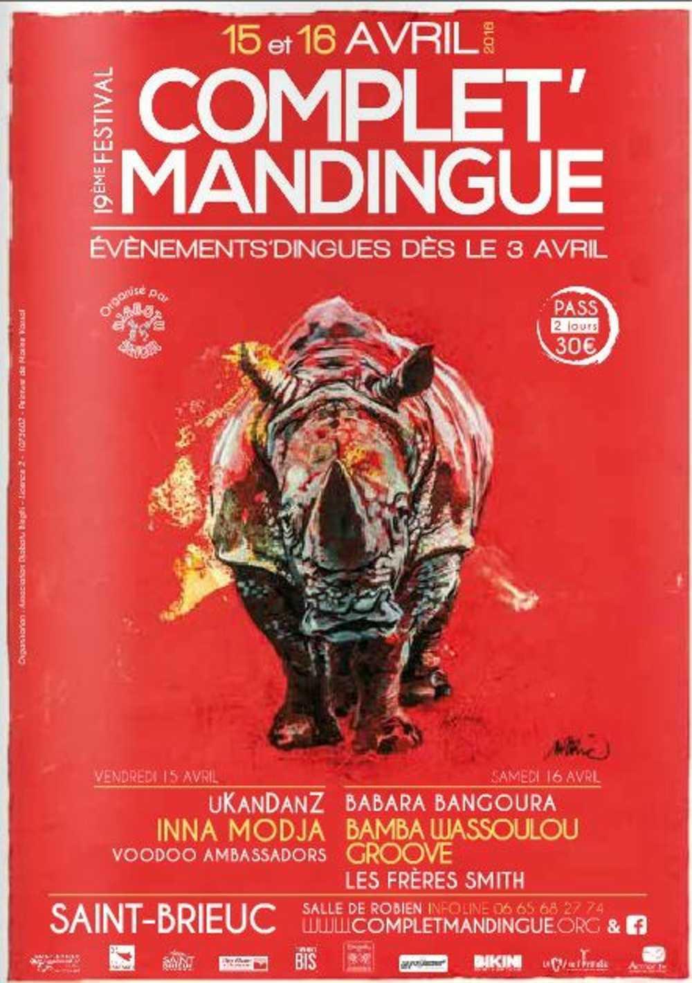 Complet''Mandingue demandez le programme.. 0
