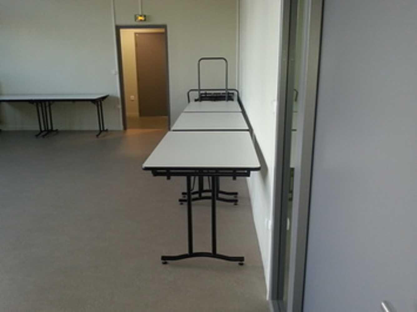 Louer la salle du comité de quartier : les conditions... 0