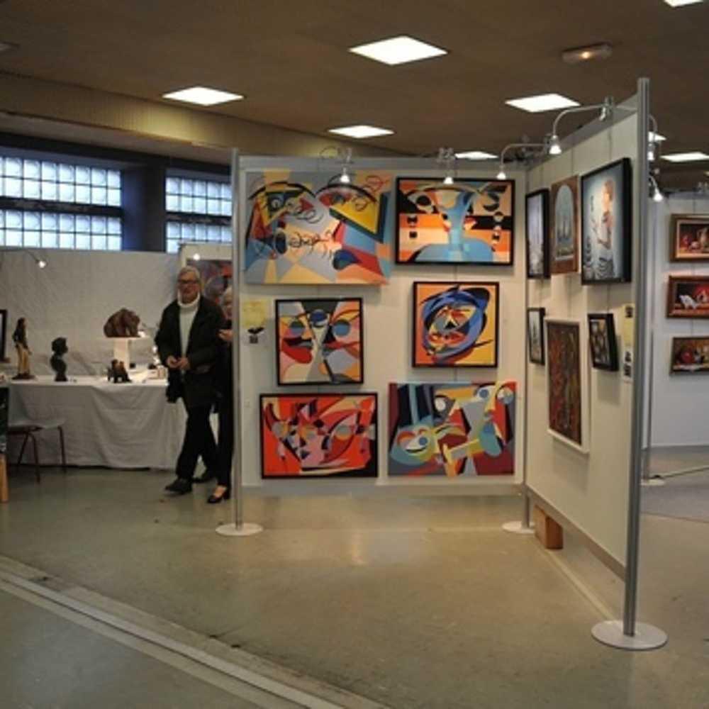 27ième Salon d''art d''automne : le compte à rebours est lancé 0