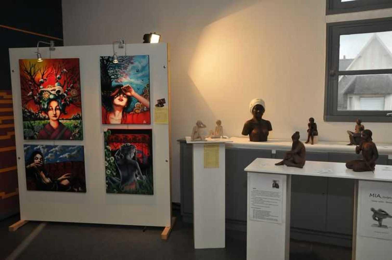 Retrouvez en photo le 27ième salon d''automne a.cassan-mia1