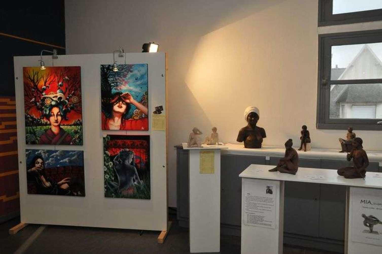 Retrouvez en photo le 27ième salon d''automne a.cassan-mia