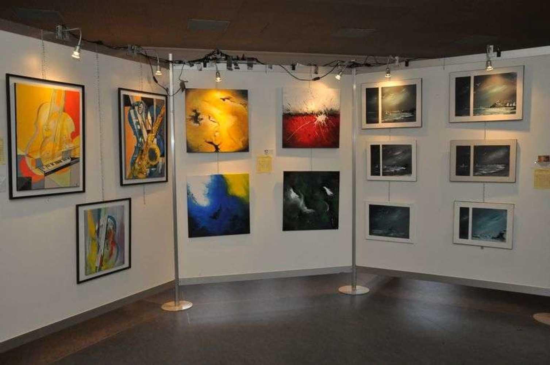 Retrouvez en photo le 27ième salon d''automne a.corlay-yannos-e.gilles