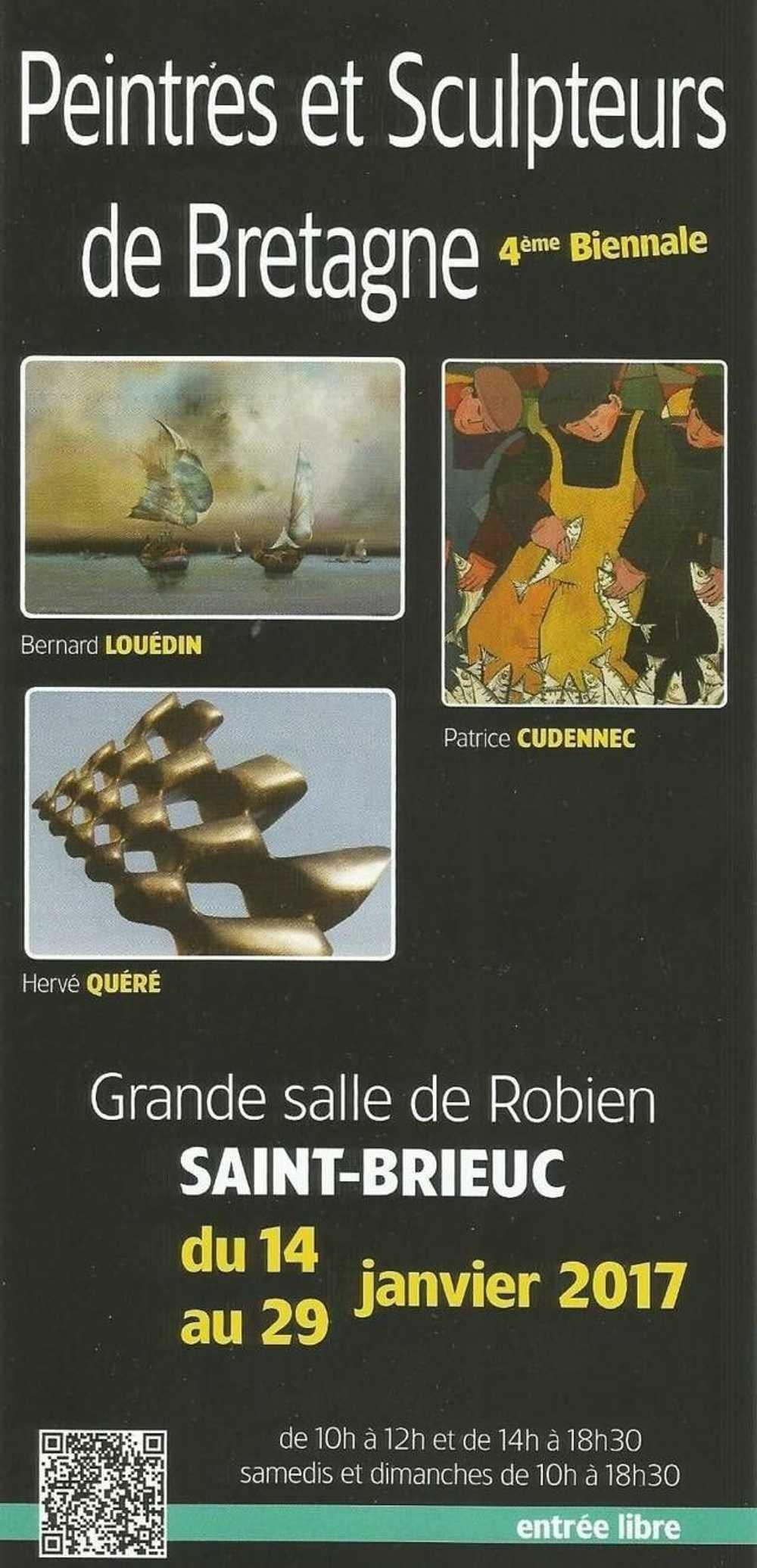4ième biennale , peintres et sculpteurs de Bretagne 0