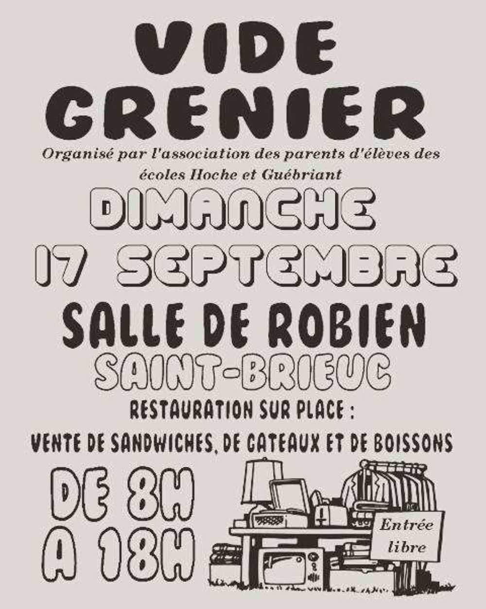 Vide grenier des écoles Hoche et Guébriand le 17 septembre 2017 2124556810154996364882894799595082n