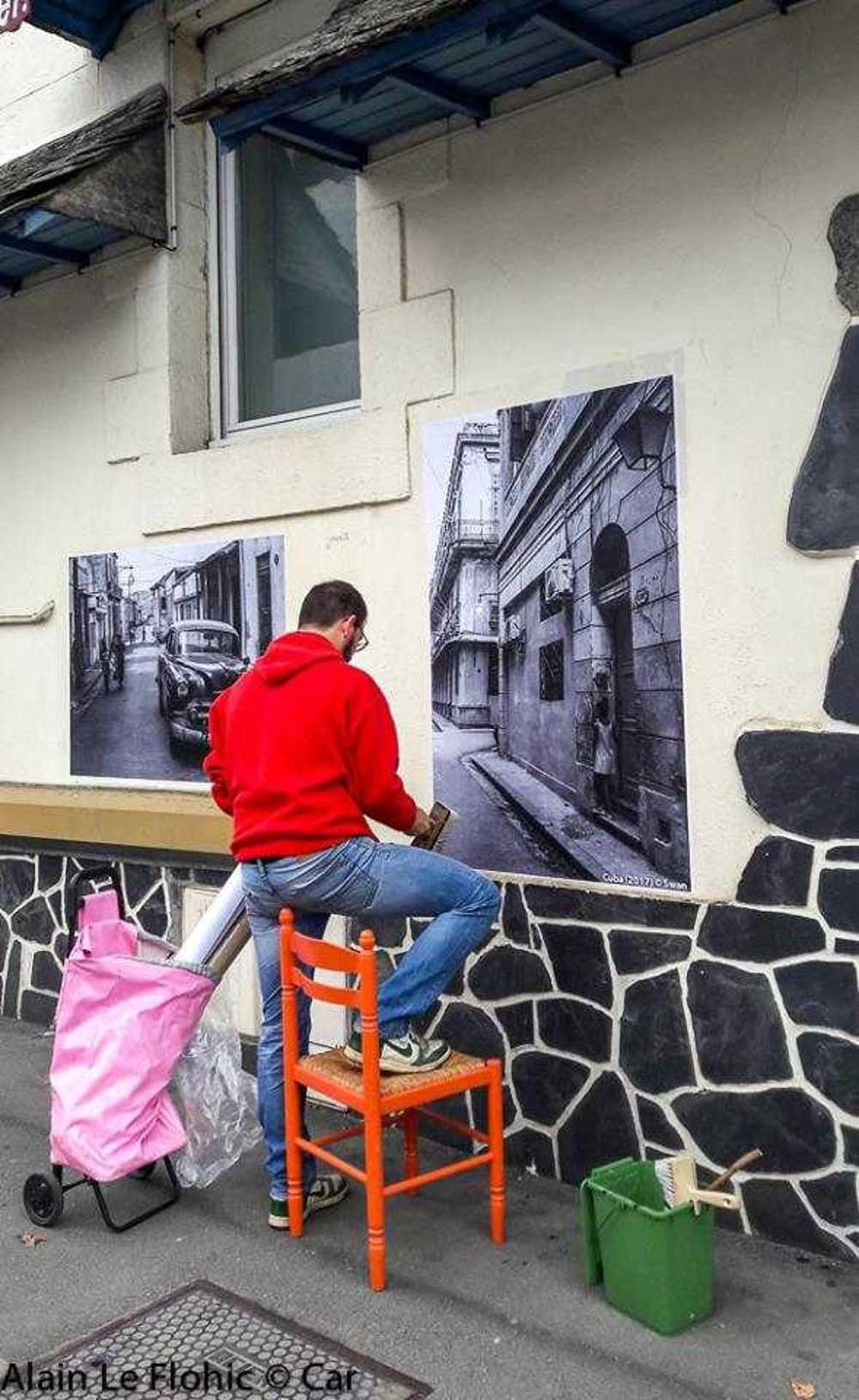 Les collages refleurissent dans le quartier.. 214629904823037287905997974651711702405344n