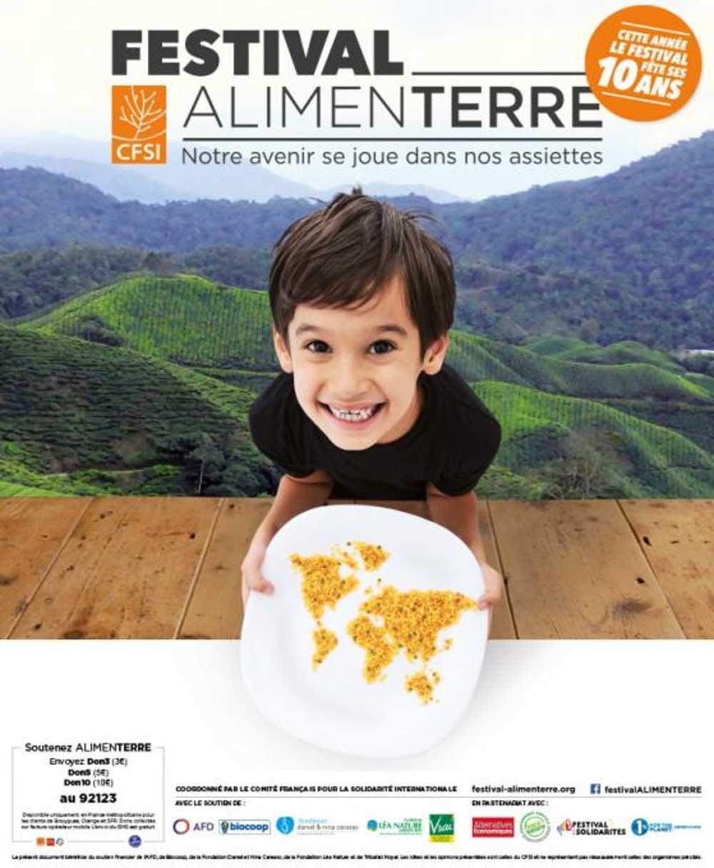 Festival AlimenTerre : Cousin comme cochon .. Le 25 octobre à la maison de quartier 0