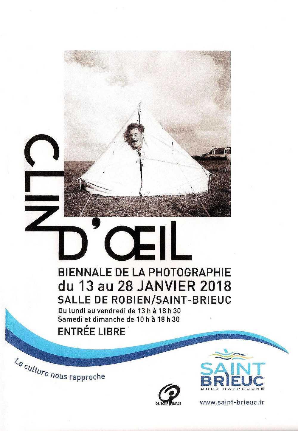 Clin d''oeil, Biennale de la photographie. : du 13 au 28 janvier. 0