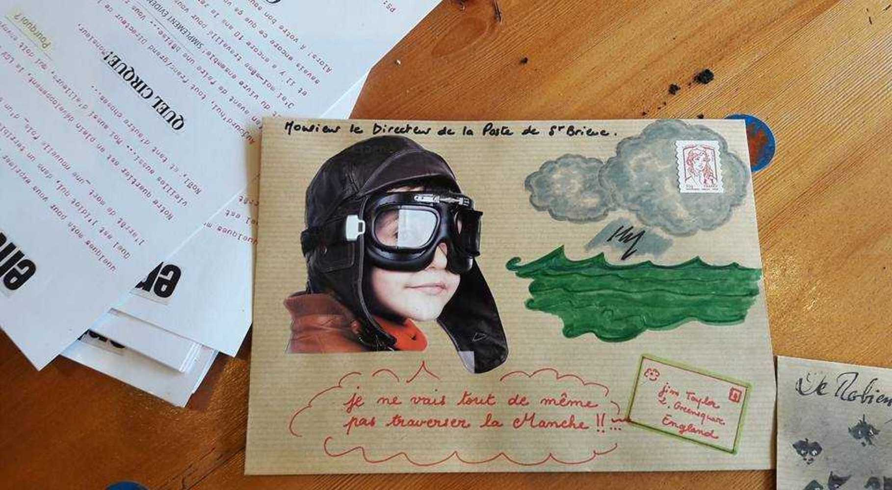 L''art postal pour défendre la poste 276550522121684857849620772846568314396830n