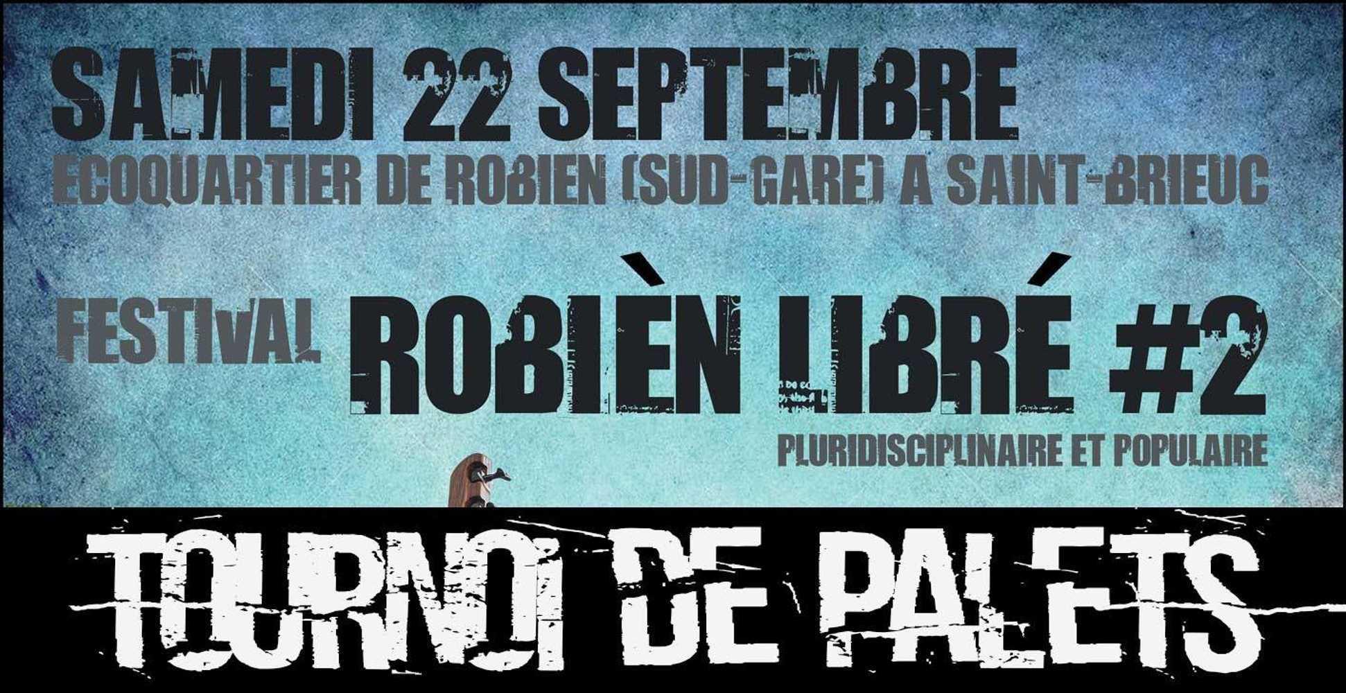 Tournoi de palets le 22 septembre de 11h à 16h30, cour des immeubles Carnot.. 0