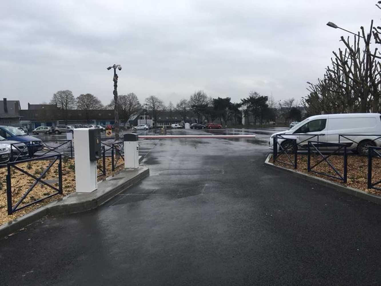 Le parking Octave Brillaud sera gratuit le samedi 8 décembre pour le marché de Noel. 0